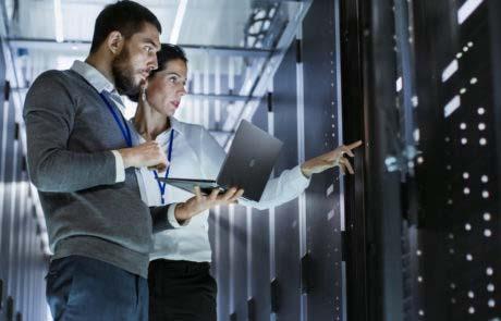 Contrôle d'accès des techniciens informatiques dans les data centers